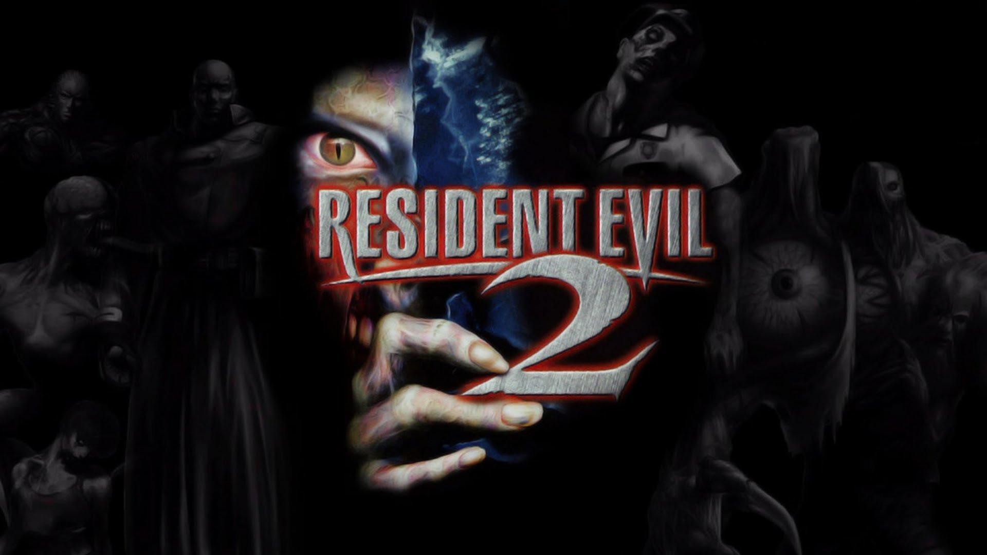 resident evil 2 wallpaper 1080p